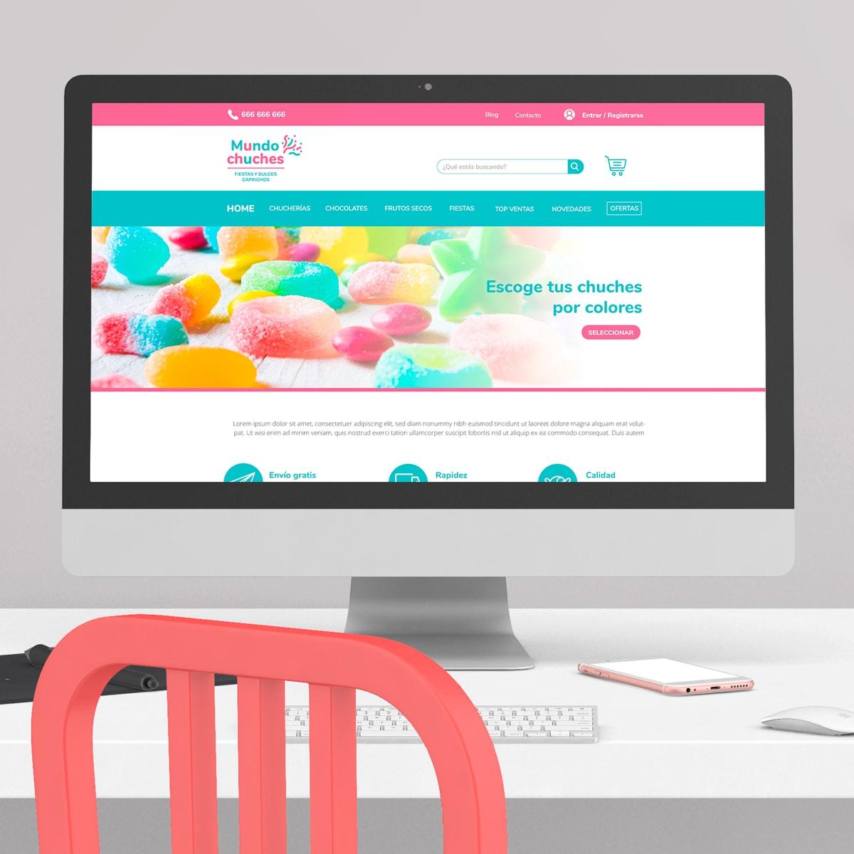Diseño Web Zaragoza - Diseño páginas web  8fcb8b03ef9b2